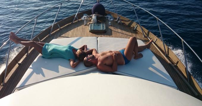 Huur Motorboot met of zonder schipper Posillipo in Gallipoli