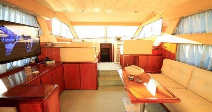 Verhuur Motorboot in Gallipoli - Dalla-Pieta 52 ASTERION