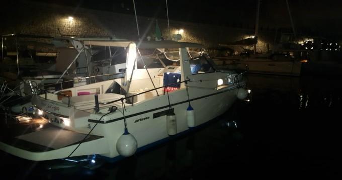 Huur Rubberboot met of zonder schipper Salpa in Torre del Greco