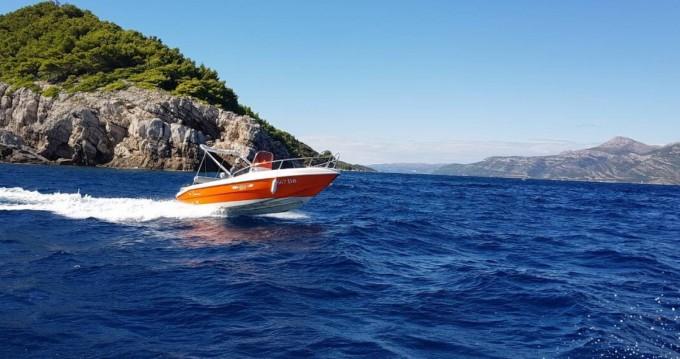Huur Motorboot met of zonder schipper Blu-Blu in Dubrovnik