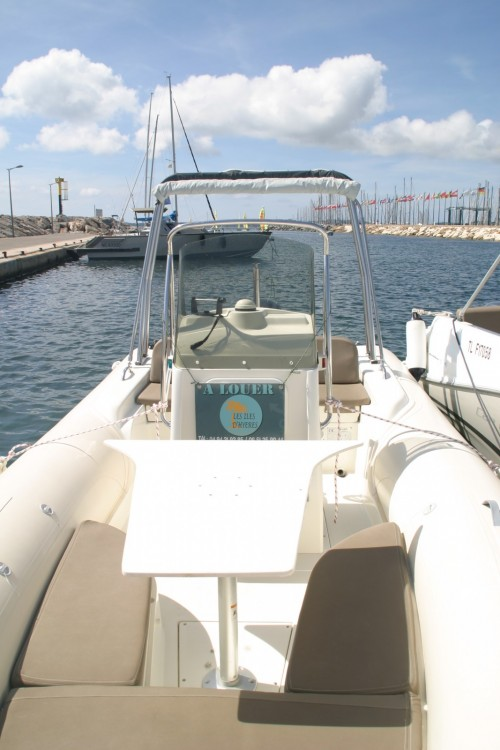 Huur Rubberboot met of zonder schipper Nuova Jolly in Hyères