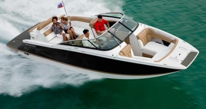 Huur Motorboot met of zonder schipper Four Winns in Zadar
