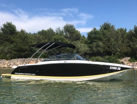Four Winns SL 242 te huur van particulier of professional in Zadar