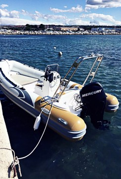 Jachthuur in Zadar - Italboats Predator 490 via SamBoat