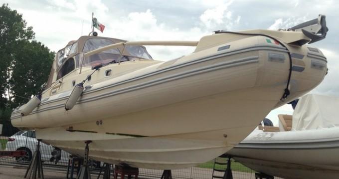 Verhuur Rubberboot in Porto Badino - Solemar Oceanic 33