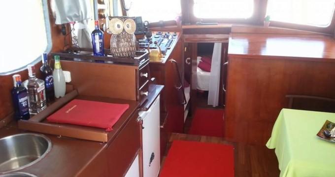 Verhuur Motorboot llauts met vaarbewijs