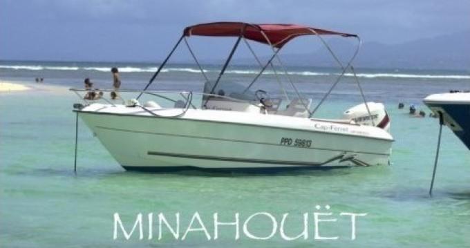 Jachthuur in Pointe-à-Pitre - B2 Marine Cap Ferret 550 Sun Deck via SamBoat