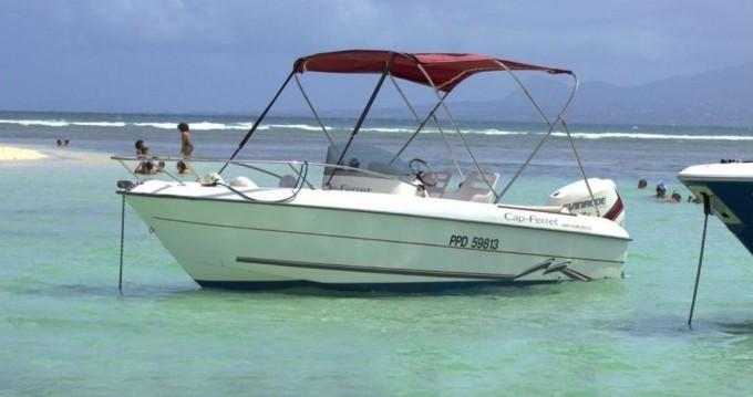 Bootverhuur B2 Marine Cap Ferret 550 Sun Deck in Pointe-à-Pitre via SamBoat