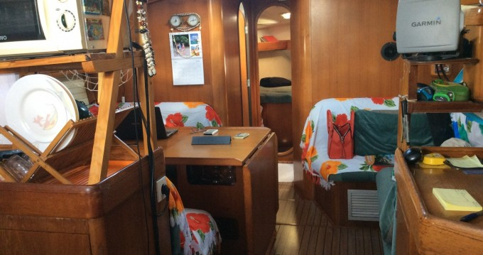 Bootverhuur Pointe-à-Pitre goedkoop Gib Sea 464