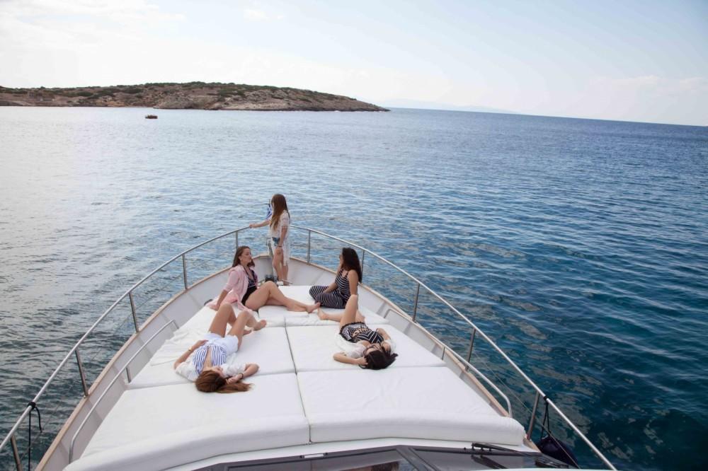 Motorboot te huur in Greece voor de beste prijs