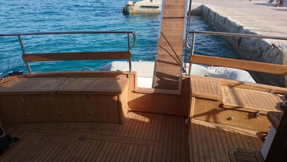 Verhuur Motorboot in Greece - BRUCE ROBERTS WAVE RUNNER 50