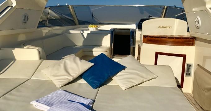 Huur Motorboot met of zonder schipper Gianetti in Sorrento