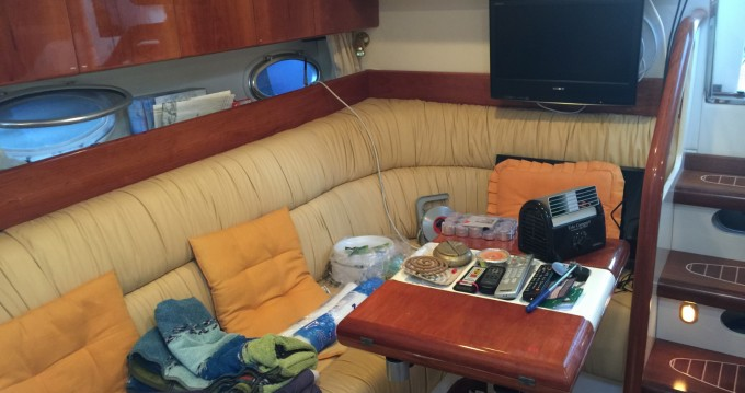 Bootverhuur Cranchi Mediterranee 41 in Palermo via SamBoat