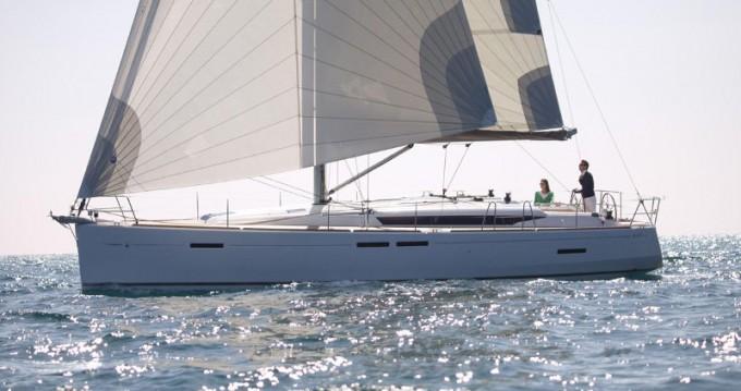 Verhuur Zeilboot in Nieuwpoort - Jeanneau Sun Odyssey 449