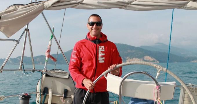 Verhuur Zeilboot in La Spezia - Delphia Delphia 40