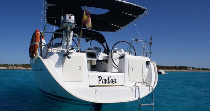 Verhuur Zeilboot in San Pedro del Pinatar - Bénéteau Cyclades 39.3