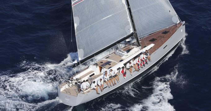 Huur Zeilboot met of zonder schipper Wauquiez in Kos