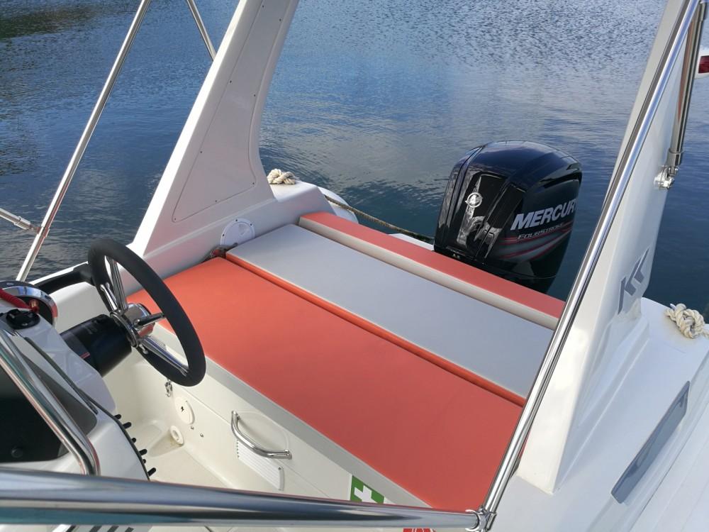 Huur Rubberboot met of zonder schipper Kardis in Pula