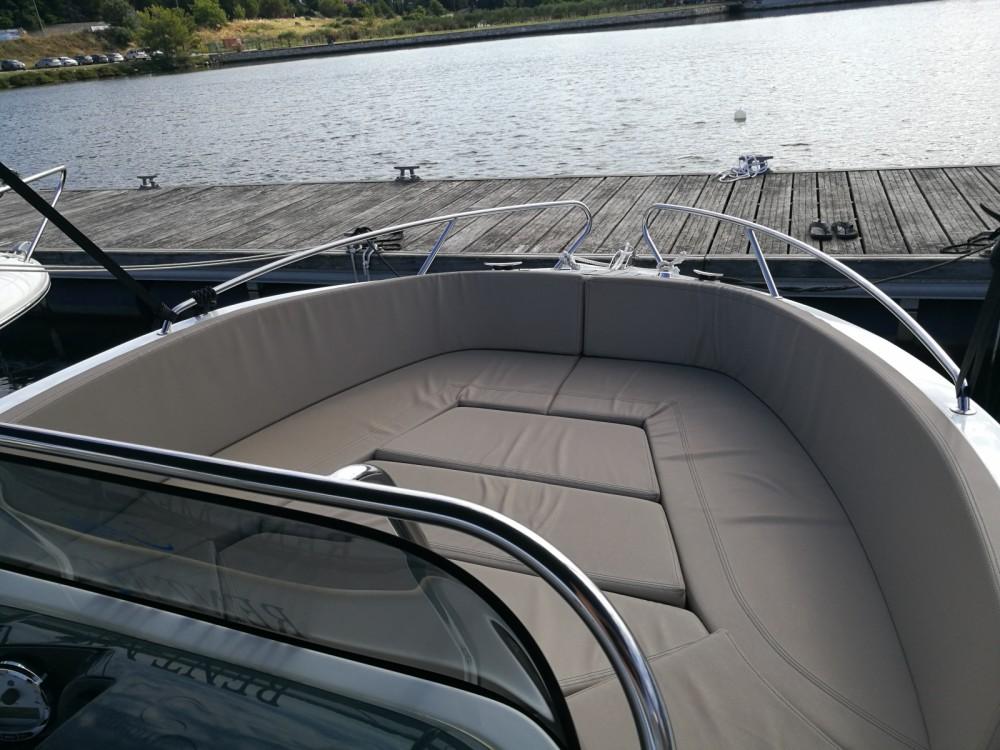 Verhuur Motorboot in Pula - Okiboats Barracuda 545 Open