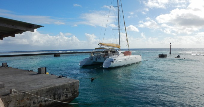 Fountaine Pajot Bahia 46 te huur van particulier of professional in Papeete