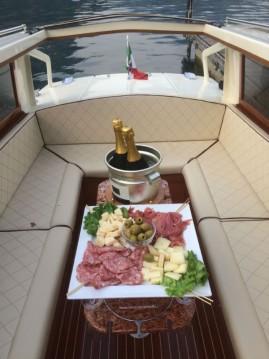 Verhuur Motorboot in Malgrate - taxi taxi veneziano