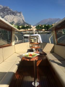 Verhuur Motorboot taxi met vaarbewijs