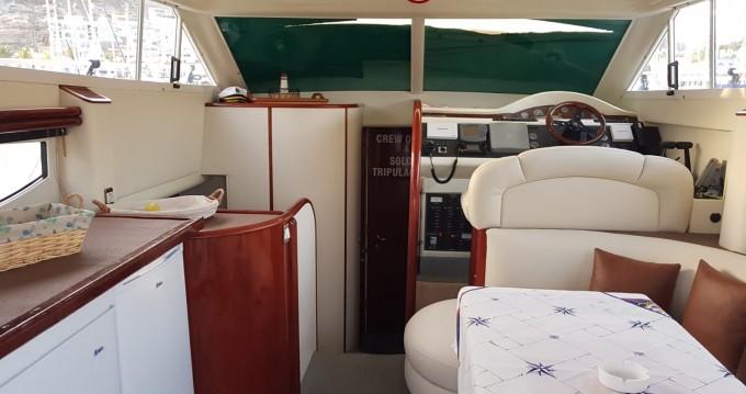 Huur Motorboot met of zonder schipper Fairline in Puerto de Mogán