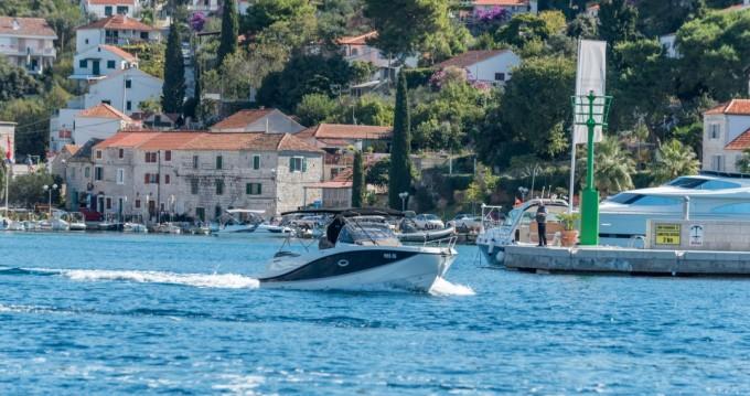 Jachthuur in Trogir - Quicksilver Activ 755 Sundeck via SamBoat