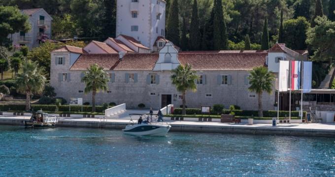 Verhuur Motorboot in Trogir - Quicksilver Activ 755 Sundeck