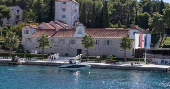 Huur Motorboot met of zonder schipper Quicksilver in Trogir