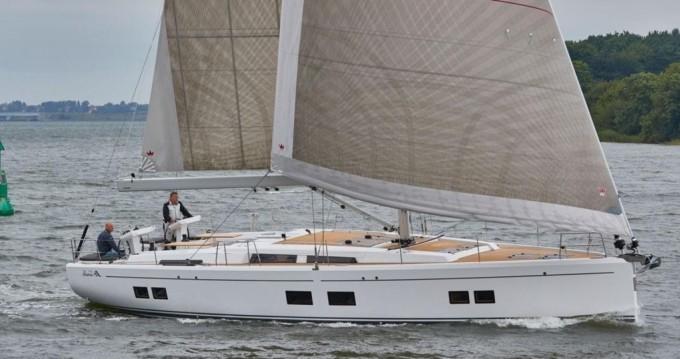 Huur Zeilboot met of zonder schipper Hanse in Kaštela