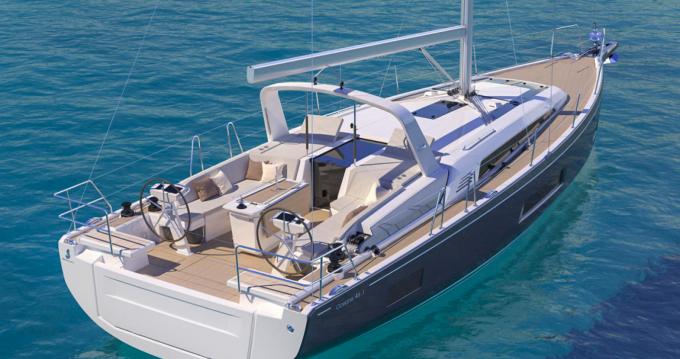 Bénéteau Oceanis 46.1 te huur van particulier of professional in Palma de Mallorca