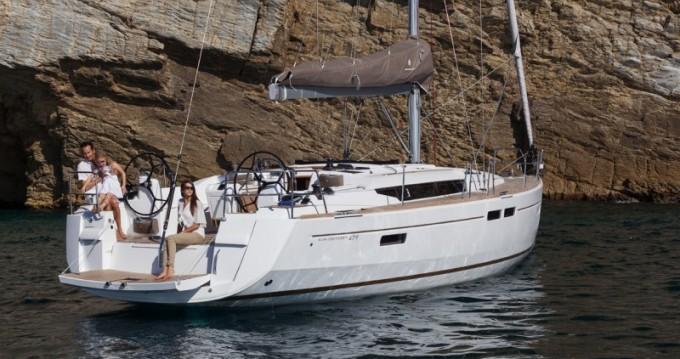 Bootverhuur Palma de Mallorca goedkoop Sun Odyssey 479