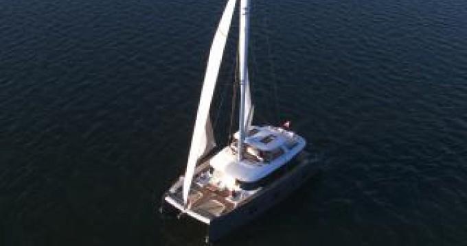 Verhuur Catamaran in Donji Seget - Sunreef Sunreef 50 - 5 + 1 cab.