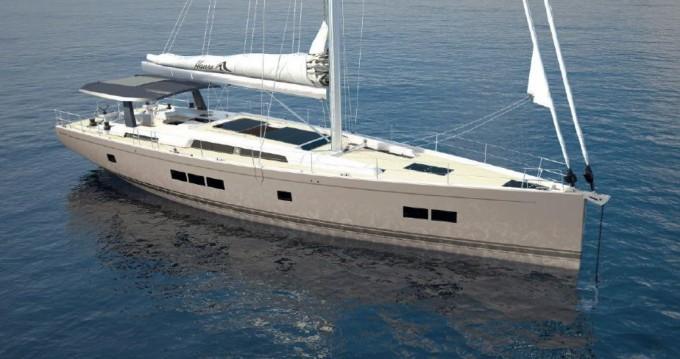 Huur Zeilboot met of zonder schipper Hanse in Álimos