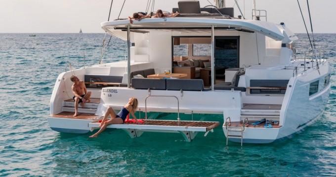 Jachthuur in Kos - Lagoon Lagoon 50 via SamBoat