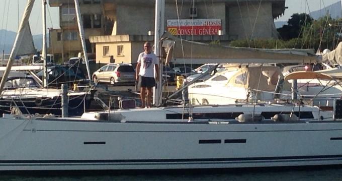 Verhuur Zeilboot in Saint-Cyprien - Dufour Dufour 405 Grand Large