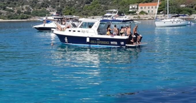 Verhuur Motorboot Albin met vaarbewijs