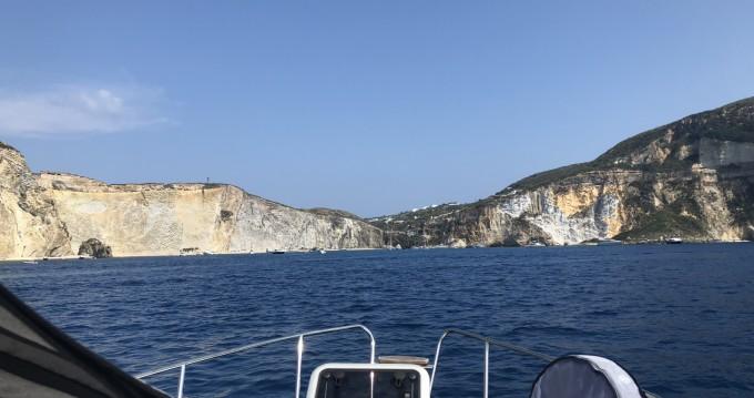 Huur Motorboot met of zonder schipper Saver in San Felice Circeo