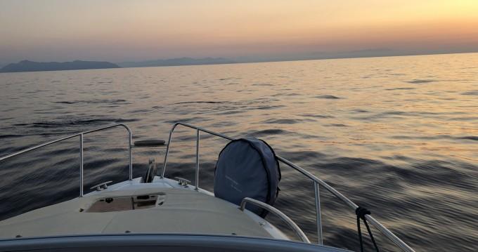 Motorboot te huur in San Felice Circeo voor de beste prijs