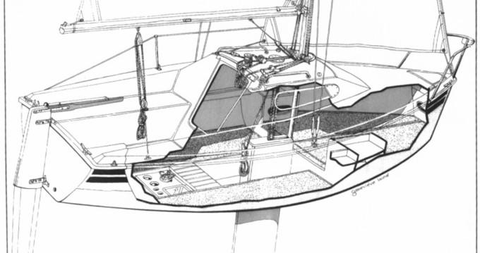 Zeilboot te huur in Malgrate voor de beste prijs