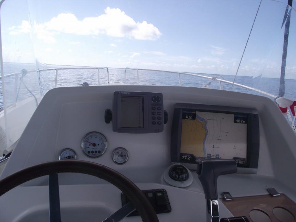 Huur Motorboot met of zonder schipper Kelt in Basse-Terre