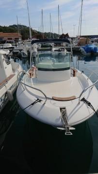 Bootverhuur Sessa Marine Key Largo 22 in Saint-Raphaël via SamBoat