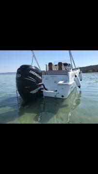 Verhuur Motorboot in Port-de-Bouc - Jeanneau Cap Camarat 7.5 CC Style