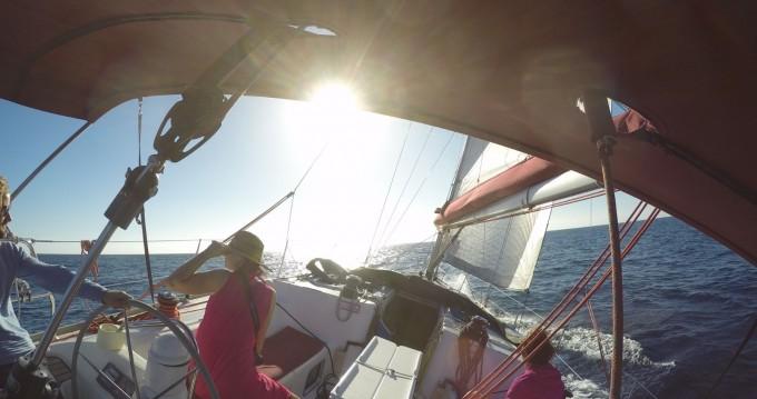 Jachthuur in Morro del Jable - Jeanneau Sun Fast 43 via SamBoat