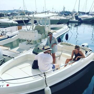 Jachthuur in Napels - Marinello Eden 18 via SamBoat