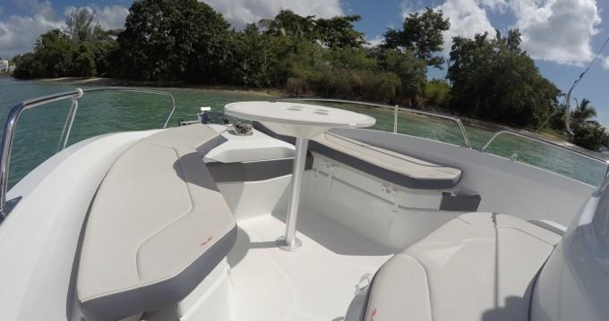 Verhuur Motorboot in Pointe-à-Pitre - Bénéteau Flyer 6.6 SPACEdeck