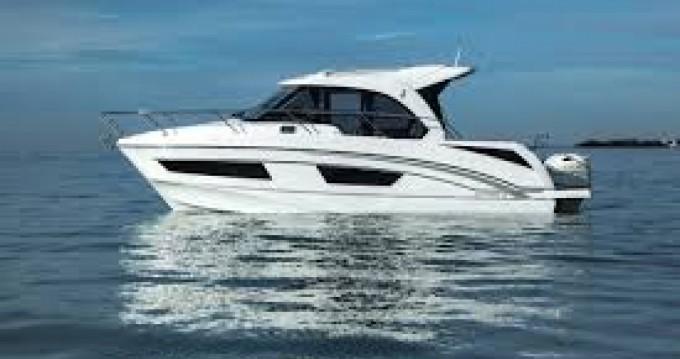 Verhuur Motorboot in Ajaccio - Bénéteau Antares 9 OB