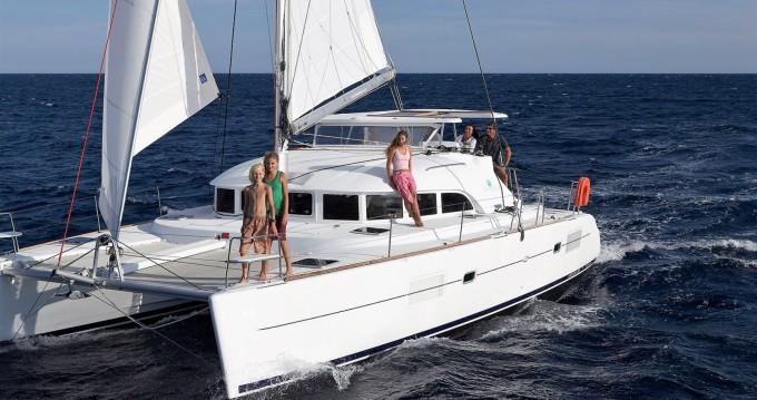 Verhuur Catamaran in Le Marin - Lagoon Lagoon 380