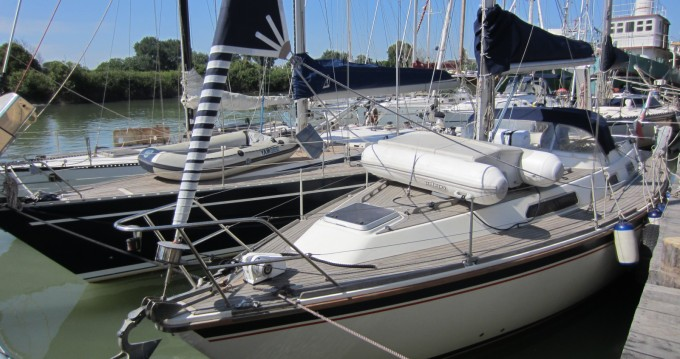 Jachthuur in Marina di Grosseto - Westerly 38 Oceanranger via SamBoat